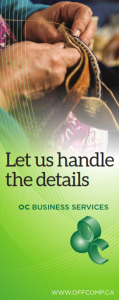 OC Business Services cover